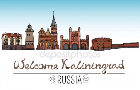 Welcome to Kaliningrad!